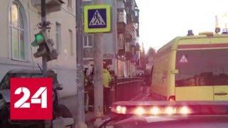 СК выясняет обстоятельства аварии в Екатеринбурге, где на тротуаре автомобиль сбил трех человек - …