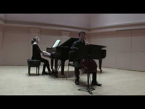 Beethoven Sonata for Piano and Cello in A major, Mvt. 1
