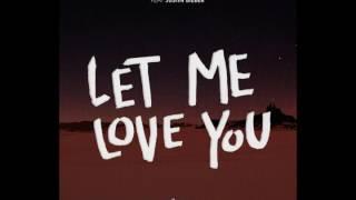 DJ Snake Ft. Justin Bieber - Let Me Love You ( Tiësto Remix )