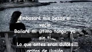 Decirnos Adiós Con Letra- Miguel Bosé & Penélope Cruz