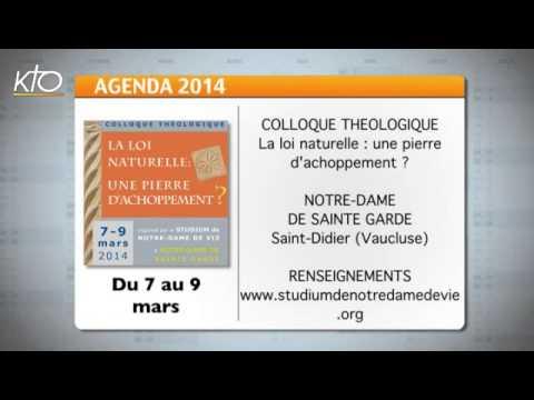 Agenda du 24 février 2014