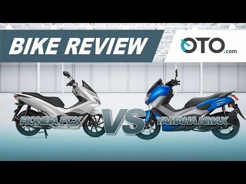 Komparasi : Honda PCX Rakitan Lokal Vs Yamaha Nmax 2018 I Oto.Com