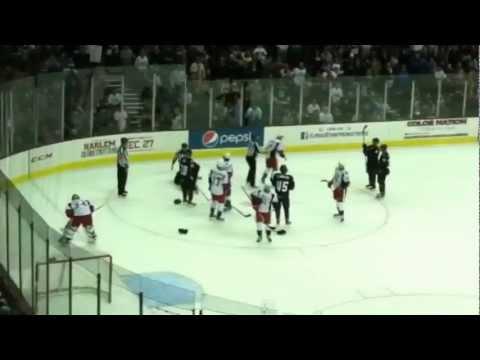 Michael Sgarbossa vs. Brendan Smith