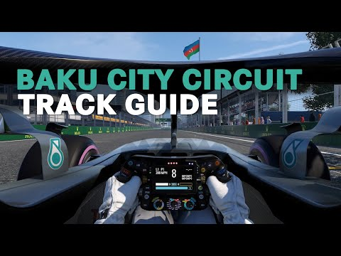 Tackling the Wild Streets of the Baku City Circuit!