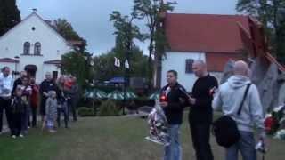 preview picture of video '32 rocznica Zbrodni Lubińskiej - Stowarzyszenie Sympatyków Zagłębia  Lubin 31.08. 2014.'
