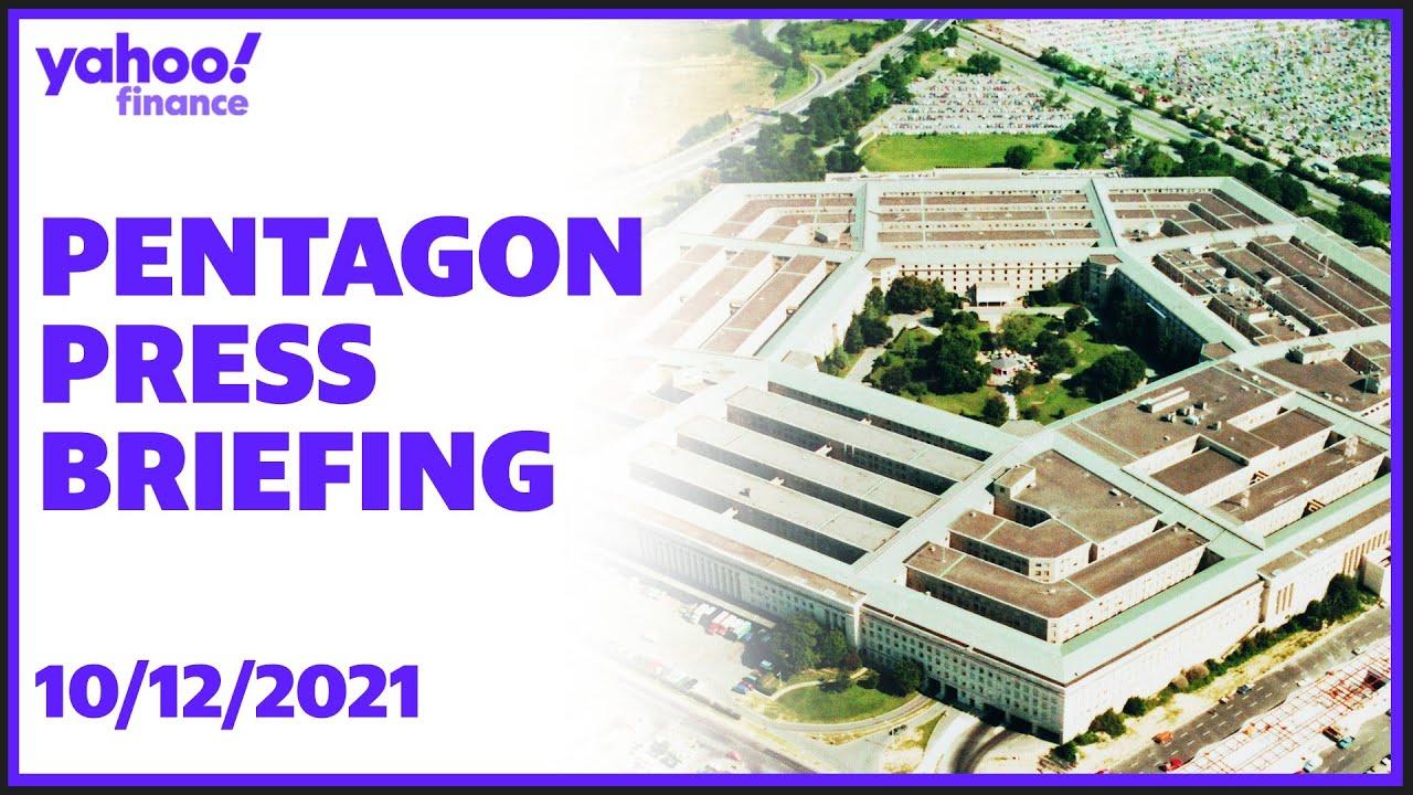 Pentagon holds press instruction thumbnail