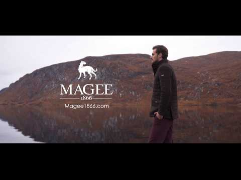 Magee 1866 - Brown Glenveigh Quilted Coat
