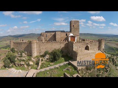 Castillo de Alconchel - Parque temático natural de Alqueva