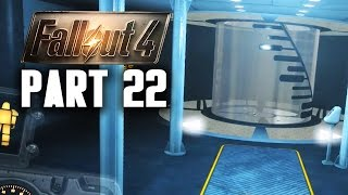 Fallout 4 Walkthrough Part 22 - ENTERING THE INSTITUTE (PC Gameplay 60FPS)