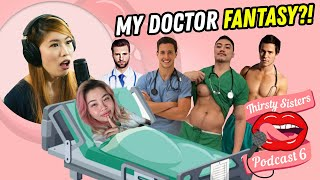Burning Hot Fever?! 4 Doctors Tried To Save Me In The Hospital! | The Thirsty Sisters #6