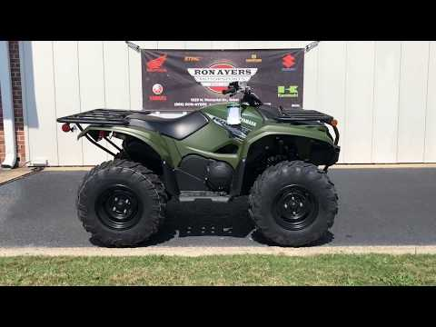 2020 Yamaha Kodiak 700 in Greenville, North Carolina - Video 1