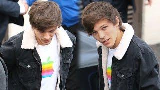 Louis Tomlinson Reacts To Gay Rumors
