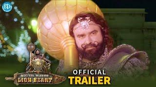 MSG The Warrior Lion Heart Official Trailer HD || Gurmeet Ram Rahim Singh || Honeypreet Insan