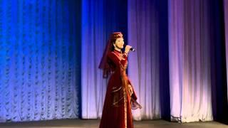 Тамара Яндиева-Гаьнара безам