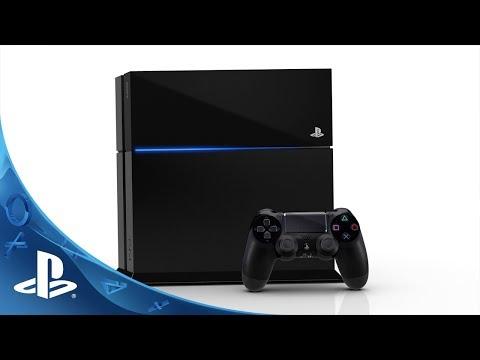 Test konzole Playstation 4