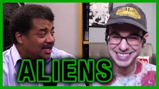 StarTalk Podcast: Cosmic Queries - ALIENS! with Jake Roper (@Vsauce3) and Neil deGrasse Tyson