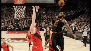 Top 10 Plays of the 2017/2018 NBA Regular Season