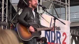 """Johannes Oerding """"Wo wir sind ist oben"""" live in Kiel"""