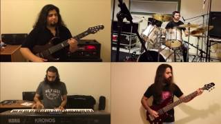 Dream Theater - In The Name Of God (SPLIT SCREEN Cover)