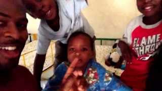 preview picture of video 'Salutations from the children in Haiti! Unfortunately, it's time to go! Everyone say Bye, bye!'