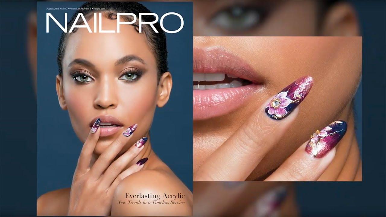 Nail Art Designs, News & Techniques   NAILPRO Magazine - For Nail