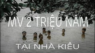 CHIẾC XE MÀU CAM   RIBI CÙNG ĐỒNG ĐỘI VỀ QUÊ THÚY KIỀU BẮT SÒ   Thúy Kiều Official