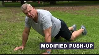 Lets Get Moving Ep:5 Beginner Exercises