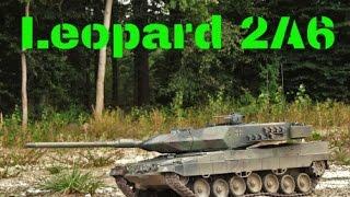 RC-Panzer Leopard 2A6 Torro Heng Long