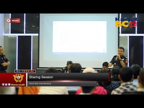 [Redaksi] Sharing Session Bea Cukai Bandung
