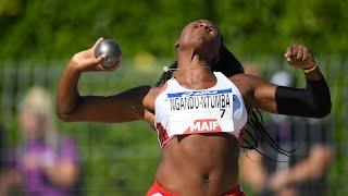 Albi 2020 : Amanda Ngandu-Ntumba avec 16,01 m au lancer du poids