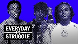 Everyday Struggle - Vince Staples & Takeoff Album Reviews, J.I.D Links with Cole, Black Chyna Raps
