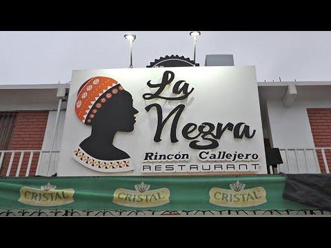 La Negra Rincón Callejero Restaurant en Arica