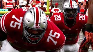 Madden 19 Mods - NCAA Football Fields - Video hài mới full