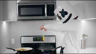Cooking with Marshmello: How To Make Nasi Goreng (Indonesian Fried Rice)