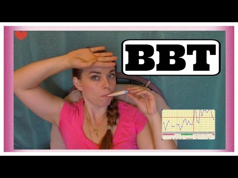 HOW TO TRACK OVULATION WITH BASAL BODY TEMPERATURE(BBT)