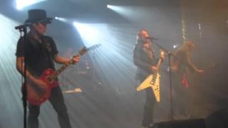 D-A-D - Nineteenhundredandyesterday LIVE - Skive (Skive Theater) 31.01.2014
