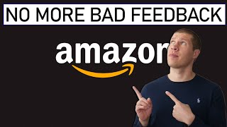 Instantly Remove Negative Feedback on Amazon Seller Accounts