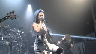 Arch Enemy - No more regrets - Live Savigny 2015