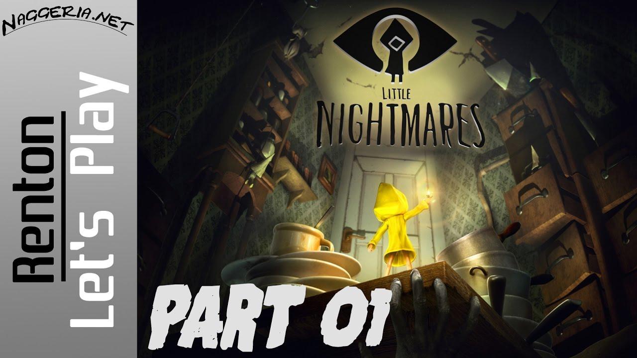 Little Nightmares – Part 01: Zwerge, Lampen & die kleine Six
