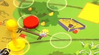 Игра-ходилка настольная детская «Простоквашино.Читаем по слогам», игровое поле, фишки, карточки, ЗВЕЗДА, 8696
