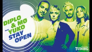 Diplo & MØ feat. YUKO 'Stay Open' [Official Music Video - Ukraine]