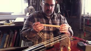 Ken McKay Setup Video EH Roth Double Bass