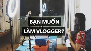 HOW TO BEGIN YOUR YOUTUBE CHANNEL Vlog | Giang Oi