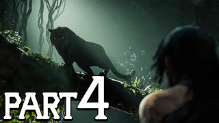 SHADOW OF THE TOMB RAIDER Gameplay Part 4 [1080p HD 60FPS PC] No Commentary