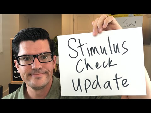 Stimulus Check 2 & Second Stimulus Package update Friday July 31 | Unemployment | Eviction