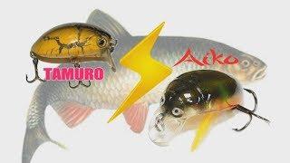Редкие японские приманки жуки тараканы на голавля
