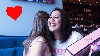 فاجئنا نانا أخت شادي في عيد ميلادها | صارت تبكي 😳🎁