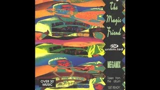 2 Unlimited ‎– The Magic Friend (Vocal Edit)