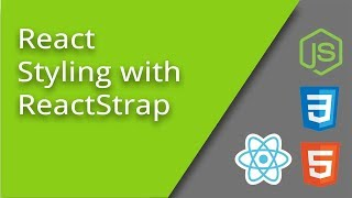 Build a website with React, React-Bootstrap, React-Router