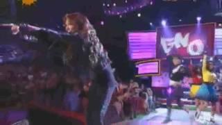 Miley Cyrus G.N.O  Live at the Kids Choice Awards 30-03-2008
